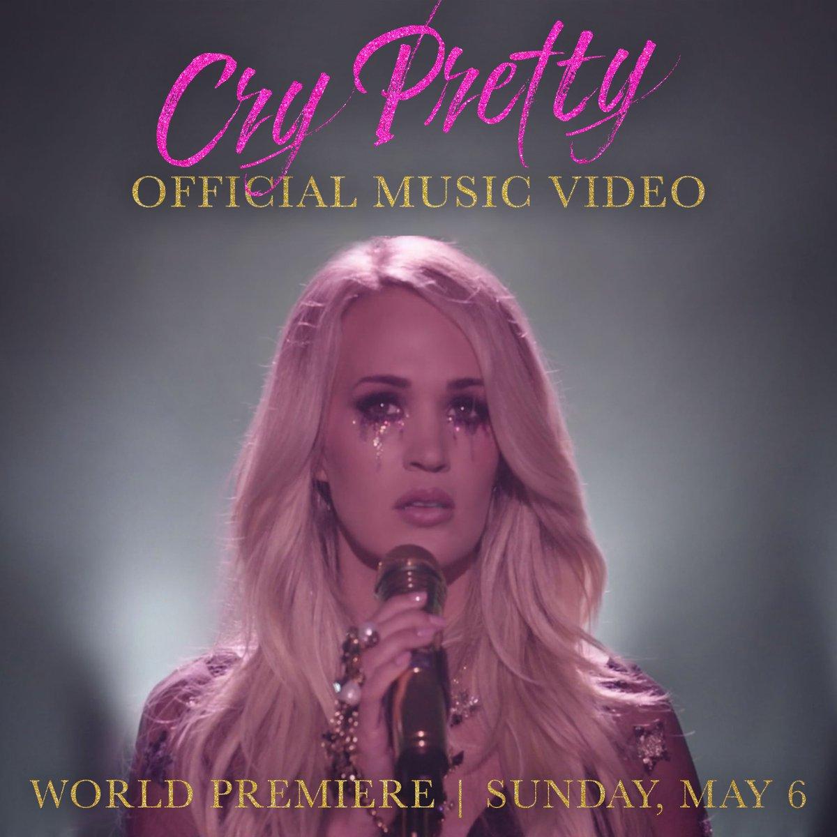 cry pretty album