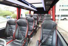 9 seater minibus hire