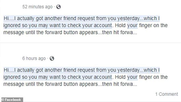 facebook viral-a
