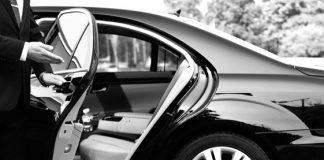 an executive ride