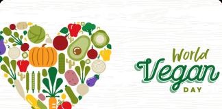 vegan day viral-a