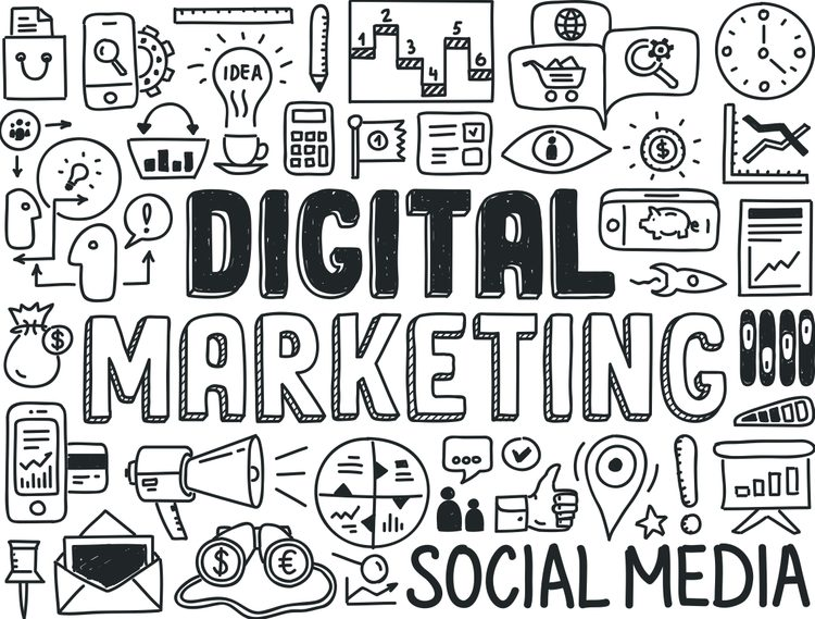 digital marketing agency - krea8iv solutions