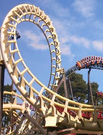 theme parks near manchester