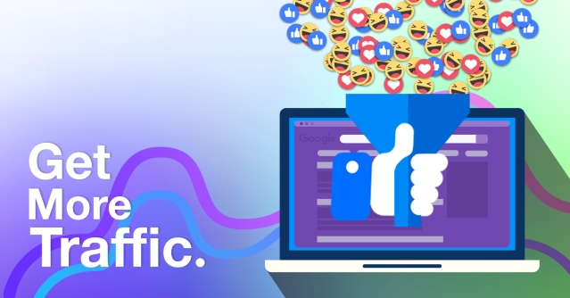 optimze website for increased web traffic viral-a